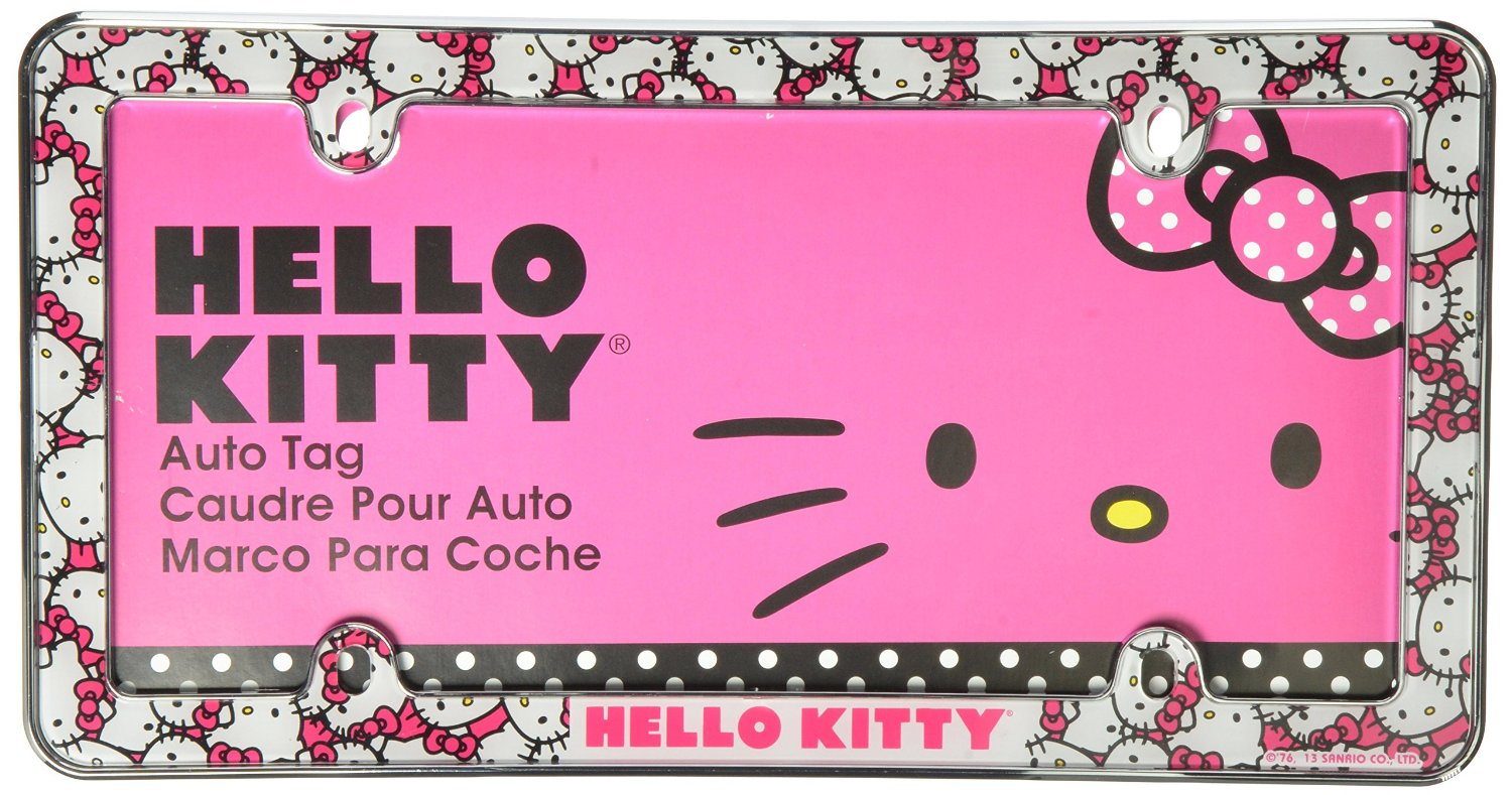 Chroma Hello Kitty Head Frame