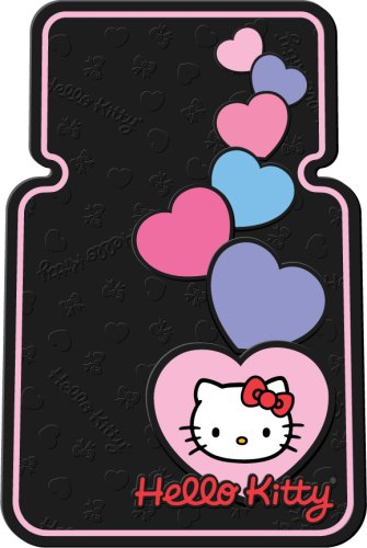 Hello Kitty Floor Mats - Set of 2