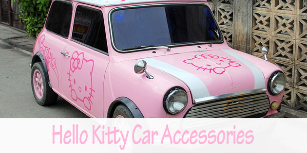 194ace5c1 Best Hello Kitty Car Accessories: The Cutest Choices
