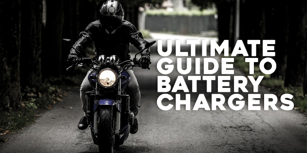 Guide Finding The Best Motorcycle Battery Charger For Your Bike