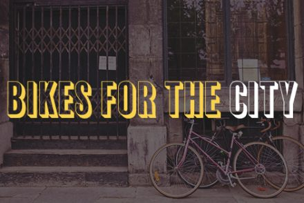 Bikes for the city
